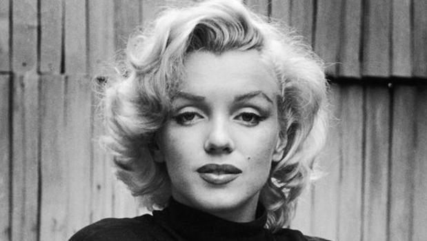 Marilyn Monroe. Una de las famosas con endometriosis