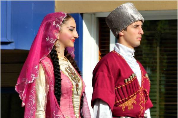 longevidad del Cáucaso