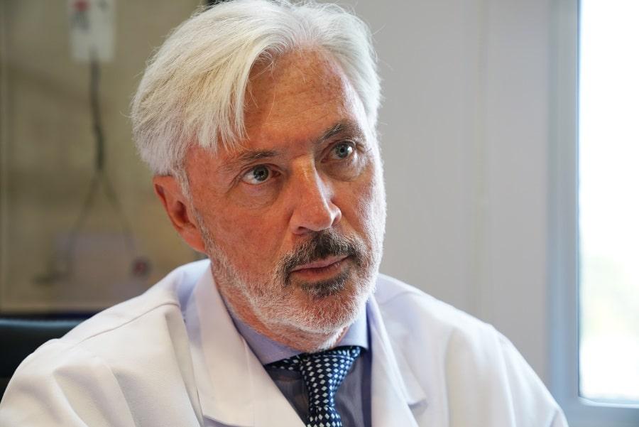 El Dr. Antonio de Lacy. Cirujano de fama mundial en Barcelona