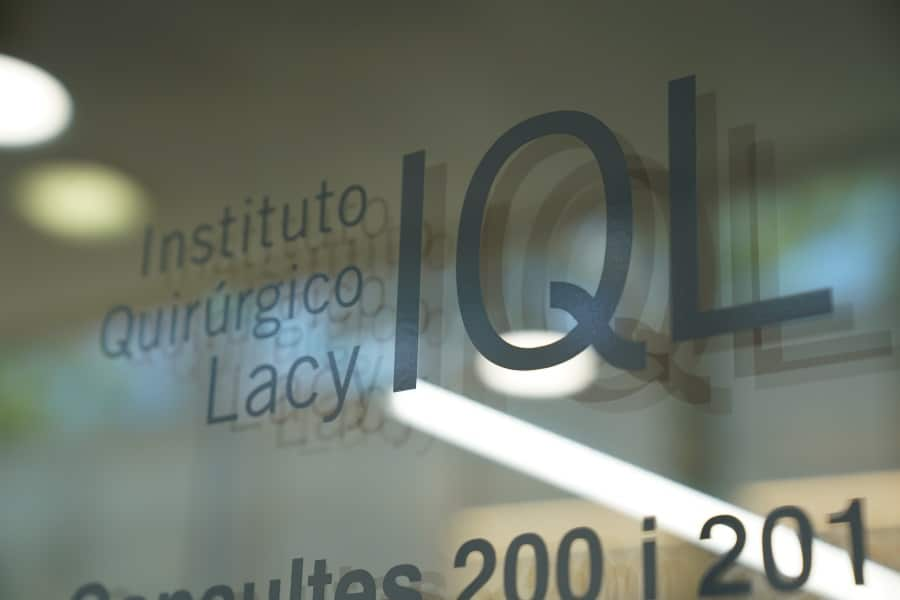 Instituto Quirúrgico Lacy de Barcelona, especialistas en cáncer de colon