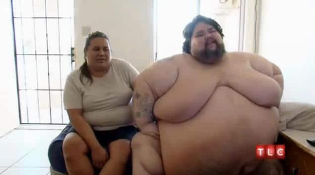 Super Obeso Ricky Naputi. Guam